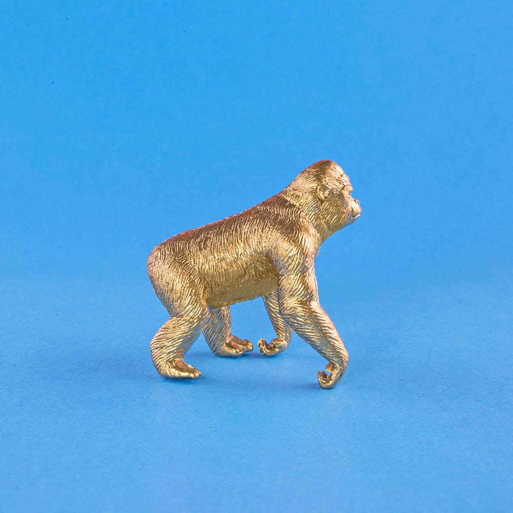 Il recupero dell'infanzia golden memories gorilla