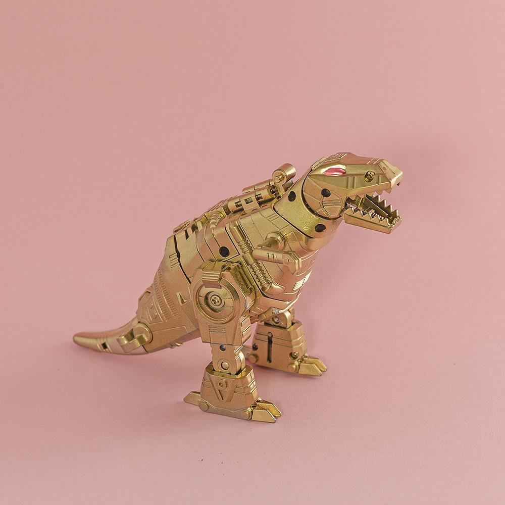 Il recupero dell'infanzia golden memories t-rex