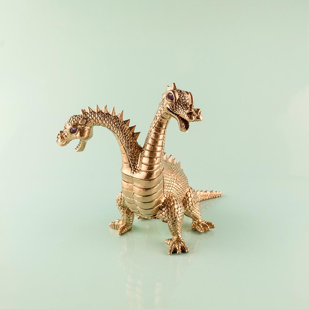 Il recupero dell'infanzia golden memories dragone
