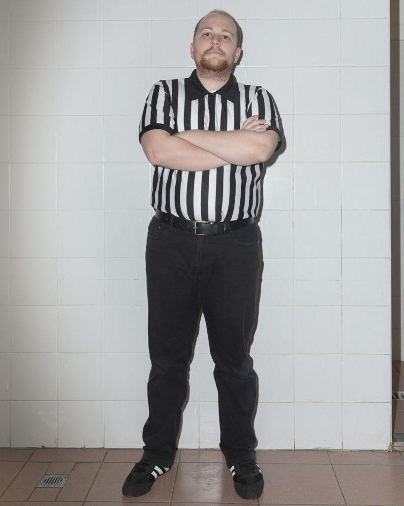 arbitro wrestling